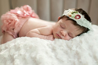 Avery's Newborn Portraits